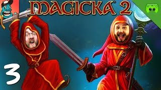MAGICKA 2 # 3 - Icki sticki lucki «» Let