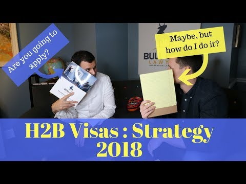 H-2B Guest Worker Certification Strategy in 2018