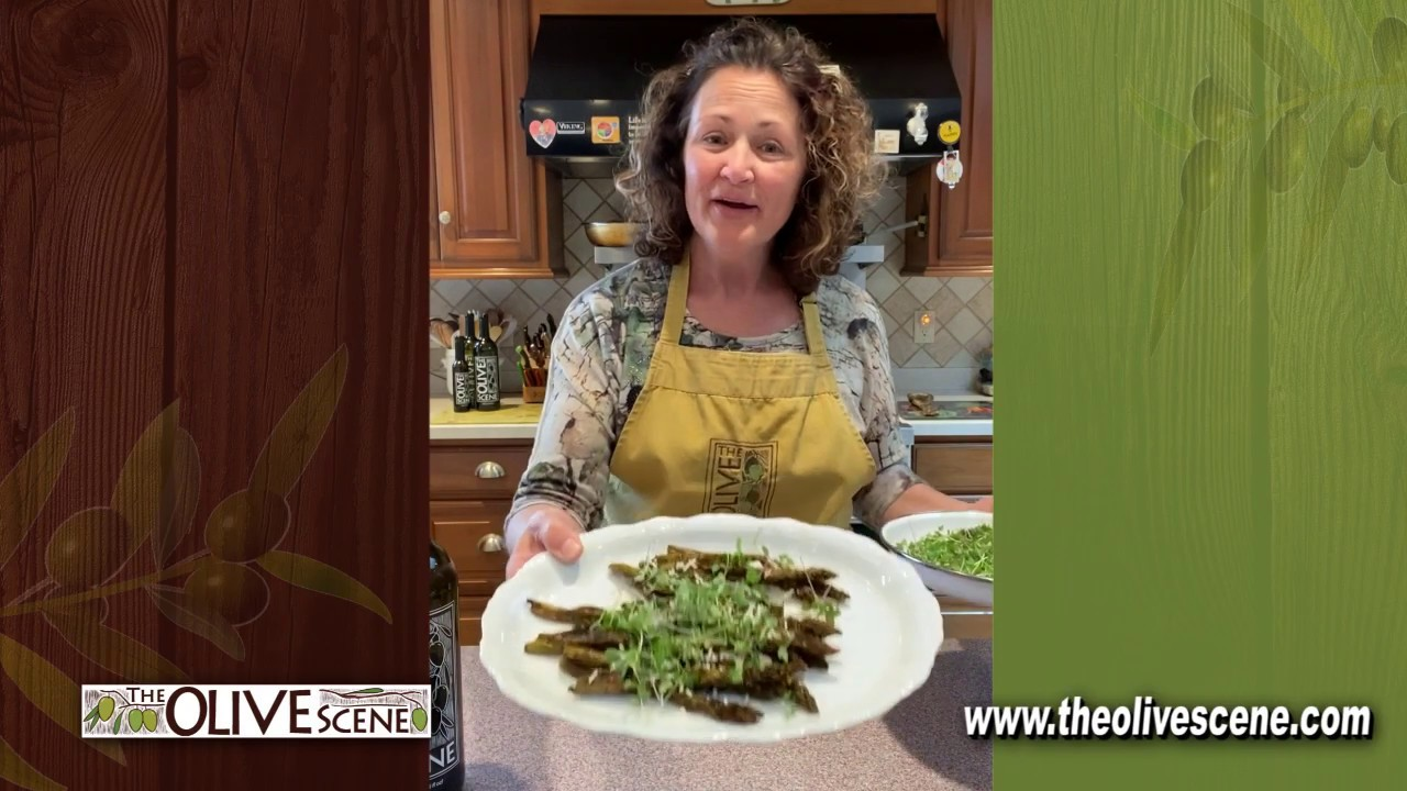 Cooking With The Olive Scene Segment 3