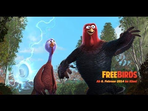 FREE BIRDS - ESST UNS AN EINEM ANDEREN TAG Trailer (Kinostart: 06.02.2014)