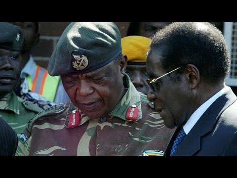 L'armée affirme avoir pris le contrôle du Zimbabwe, des blindés boucleraient les routes qui… thumbnail