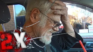 Angry Grandpa - The Burger King Four Cheese Whopper! 2X SPEED UP VERSION
