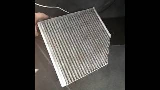 Ауди а6 c7   замена салонного фильтра