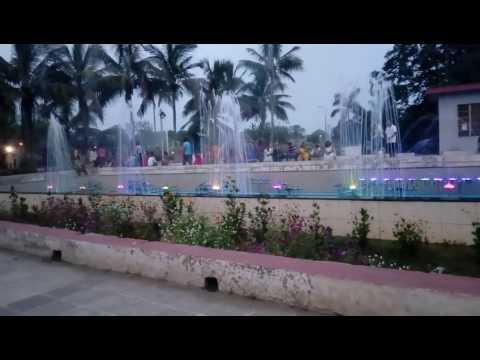 Musical fountain N.T.P.C. Korba c.g.