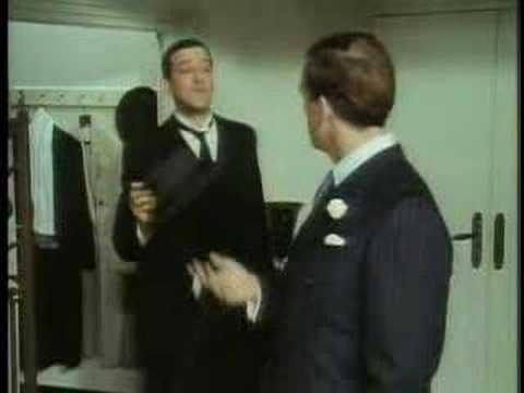 Ronan Vibert in 'Jeeves and Wooster' Five