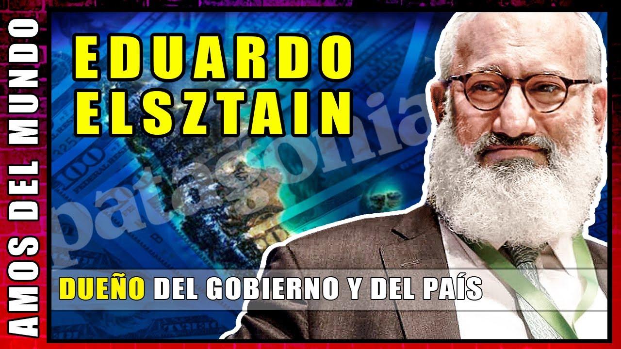 Este Hombre es el VERDADERO Dueño De Argentina - Eduardo Elsztain [REVELADO]
