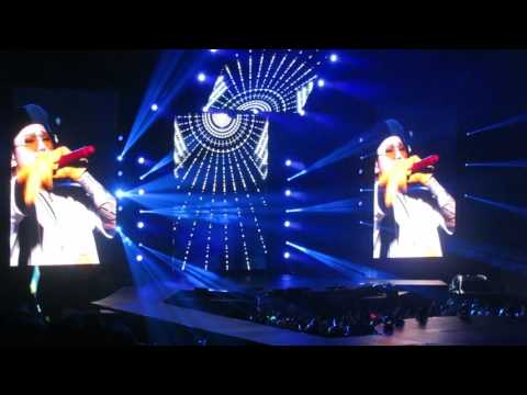 Pour Up by DEAN ft. Zico Live at KCON LA 2016
