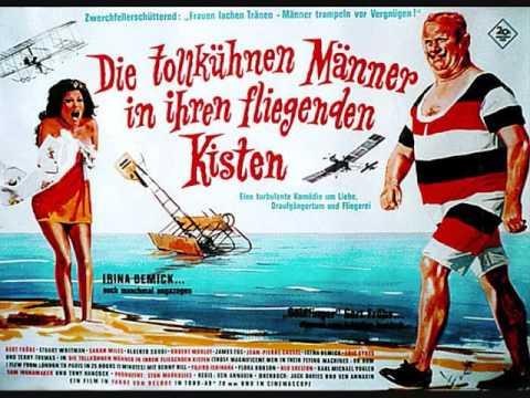 Die tollkühnen Männer in ihren fliegenden Kisten (1965) - Deutsches Titellied