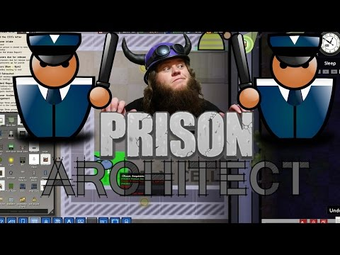 Data Plays - Prison Architect Ep.11 - Family Cells