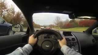 Aston Martin DB9 GT 2016 Videos