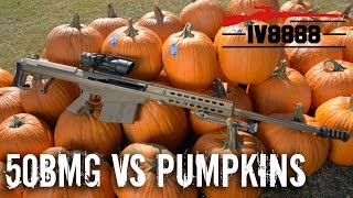 50BMG vs Pumpkins