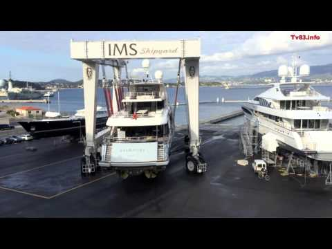 International Marine Service, le chantier naval qui redore le blason de TPM