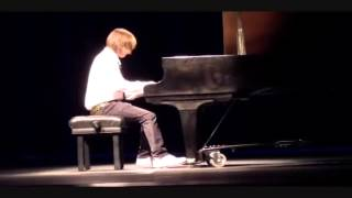 "Trevin Moulton - ""Heartsounds"" by David Lanz (Piano Performance)"
