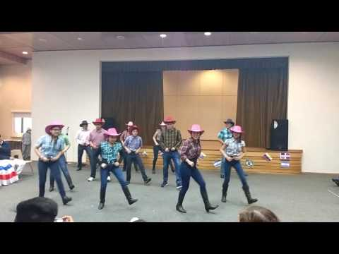 Cotton eye Joe - Coreografía Country