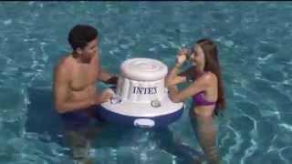 Intex Mega Chill Inflatable Floating Beverage Cooler | 58820ep