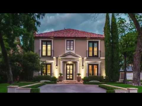 New Dallas Luxury Homes: Fresh On The Market 6.26.18
