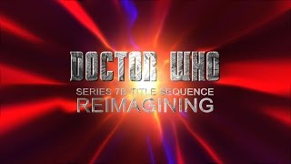 Doctor Who | Series 7B titles Reinterpretation