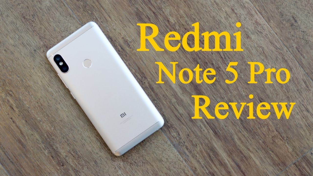 Xiaomi Redmi Note 5 Pro is good but Mi A1 better: 4 reasons