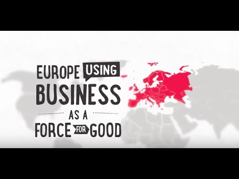 Launch B Corp in Europe - Celebrate the Changemakers