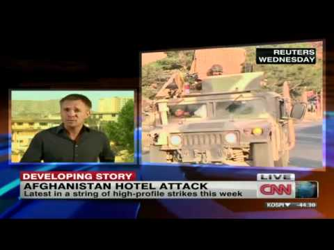 Deadly standoff ends at Afghan hotel; hostages freed after several hours