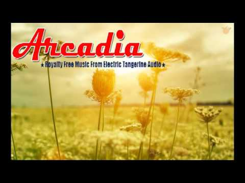 Arcadia  Royalty Free Music Stock  Background Music  Relaxing Acoustic Guitar Indie Folk Rock