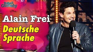 Alain Frei – Deutsch ist die härteste Sprache