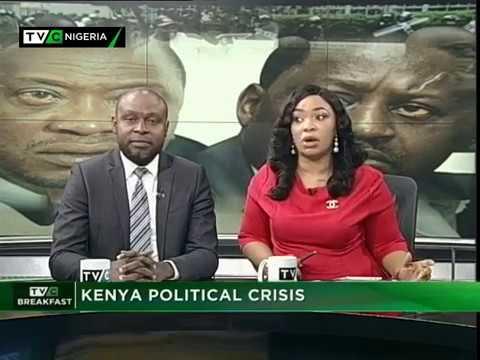 TVC Breakfast 18th October 2017 | Kenya Political Crisis