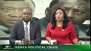 TVC Breakfast 18th October 2017 | Kenya Political Crisis
