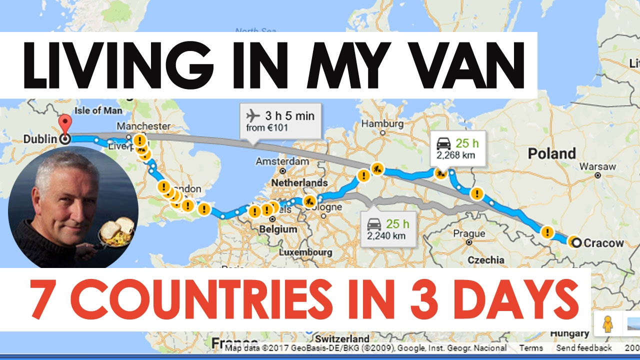 Download Driving Across Europe; 7 COUNTRIES IN 3 DAYS About the EU