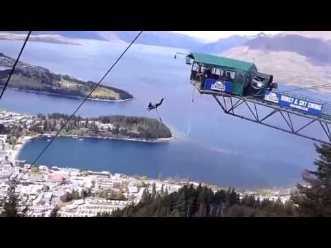 Bungee Jumping In New Zealand l  LoElizabeth Wanderlust, Wellness & Yoga Blog