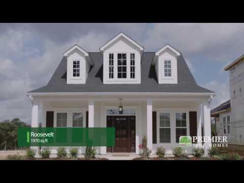 Roosevelt || Premier Fine Homes || Tallahassee Home Builder