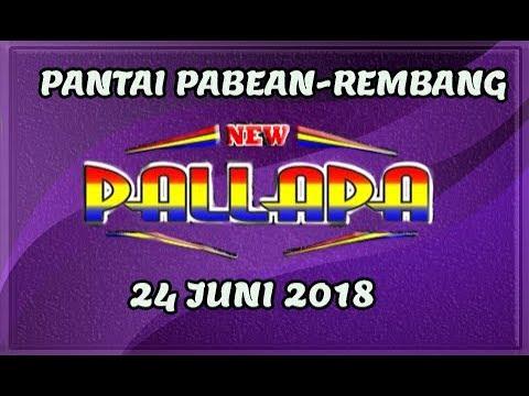 New Pallapa Full Album Terbaru 24 Juni 2016 Live PANTAI PABEAN  Tasik Agung Rembang