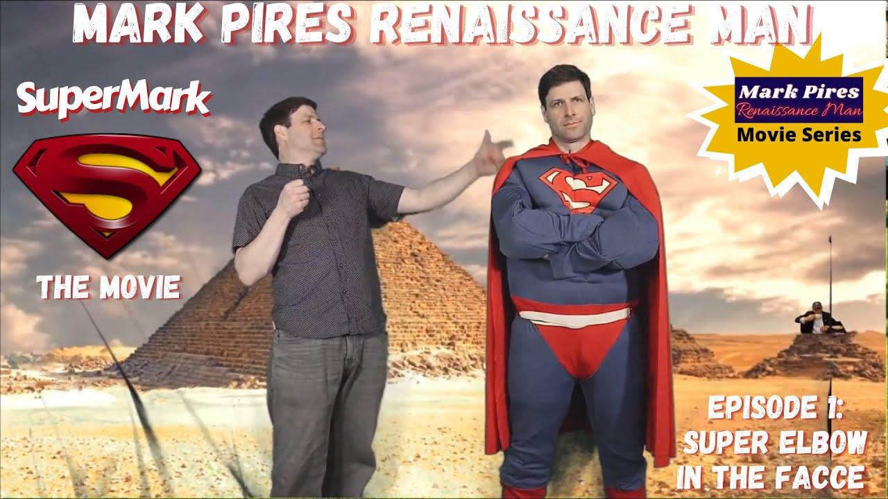 SuperMark The Movie: Final Cut! Movie Nights Filmed Live Each Week!