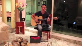 Me Interesas / Noel Torres -- Cuitla Vega (cover)