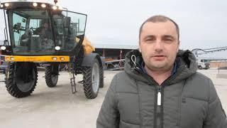 Венелин Делгянски - самоходни пръскачки - Mazzotti - Агроин