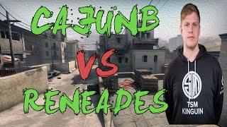 CSGO: POV TSM cajunB vs Renegades (26/7) dust2 @ IEM Gamescom 2015