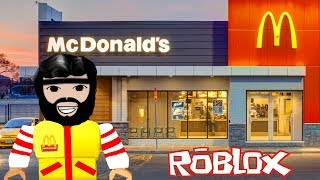 We founded our McDonalds Company 🇹🇷 Roblox McDonalds Tycoon 🇹🇷 Roblox English