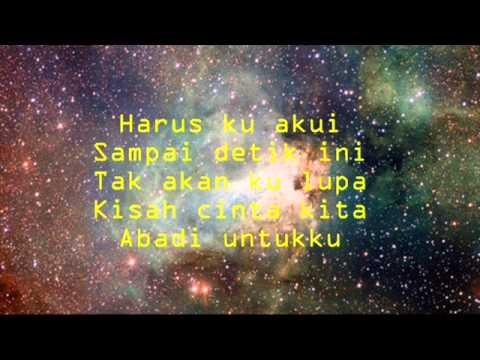 7 pelangi- Kan Ku Ukir Indah Namamu with Lyrics