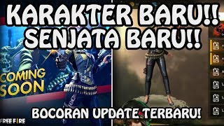 Video ADA KARAKTER BARU DAN TONGKAT BASEBALL!!! (BOCORAN UPDATE TERBARU FREE FIRE INDONESIA) download MP3, 3GP, MP4, WEBM, AVI, FLV Juli 2018