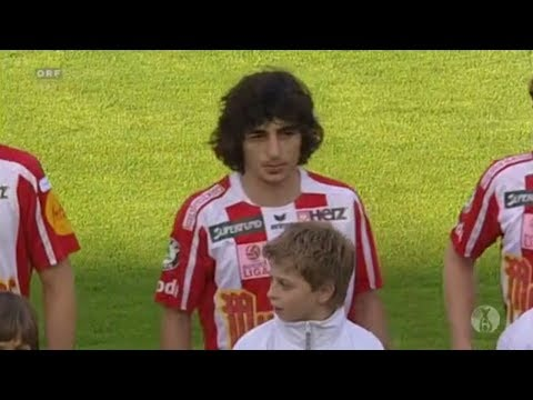 18 Years Old Naim Sharifi For Kapfenberg 2010/11