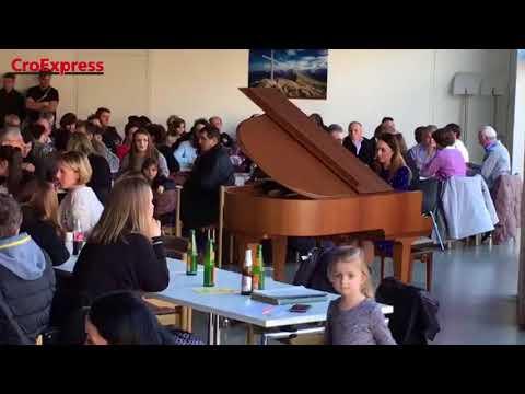 Ivana Štimac u Cro-Cafe Stuttgart