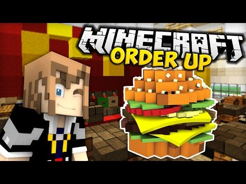 JE GÈRE UN FAST FOOD ! | Order Up thumbnail