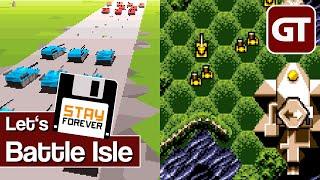 Thumbnail für Battle Isle - Let's Stay Forever des Strategieklassikers