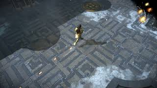 Path of Exile: Innocence Footprints