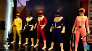 Cosplay Goggle V at Anime Tokusatsu Convention 2015 thumbnail