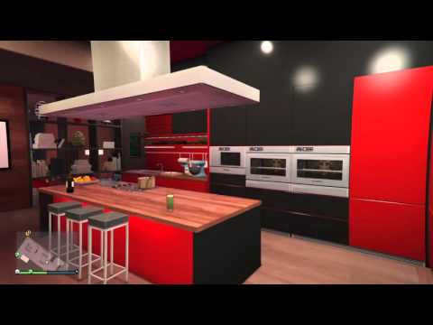 Gta 5 online executives and other criminals dlc for Designer apartment gta