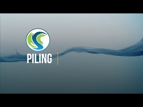 Marine Piling - Irish Sea Contractors