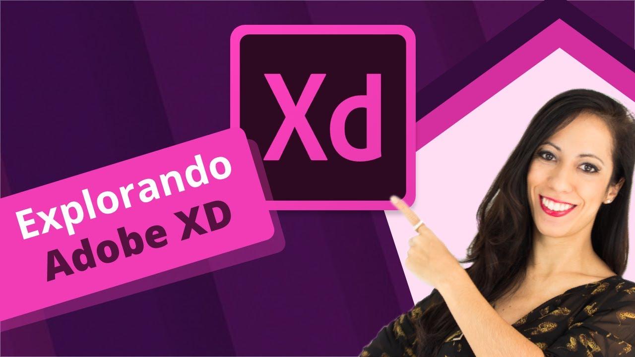 Explorando la interfaz – Curso intensivo Adobe XD