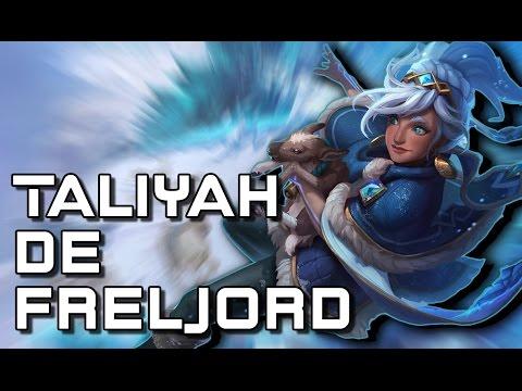 FRELJORD TALIYAH WALLPAPER
