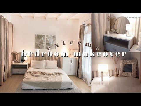 ROOM MAKEOVER + HEADBOARD DIY | Indonesia | Guest Room Ed.